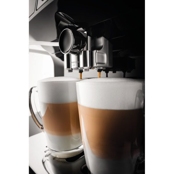 KRUPS EA8808 2-IN-1 Touch Cappuccino Super Automatic Espresso Machine, 57-Ounce, Black 5