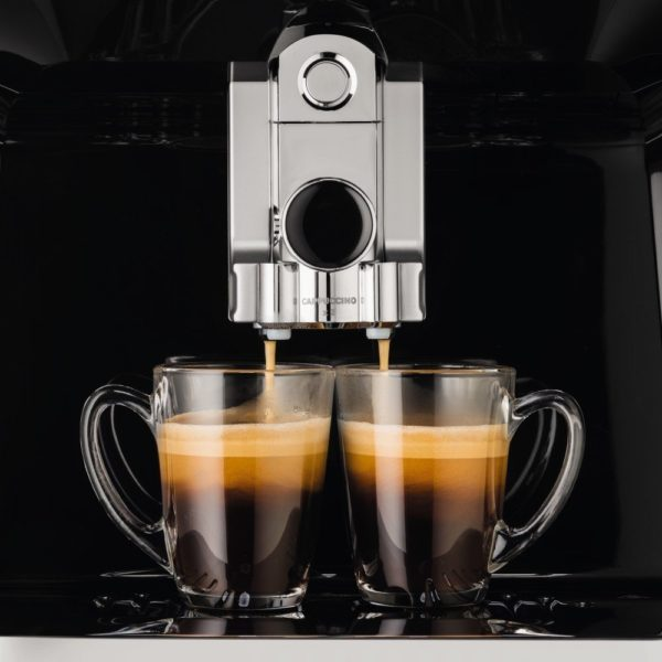 KRUPS EA8808 2-IN-1 Touch Cappuccino Super Automatic Espresso Machine, 57-Ounce, Black 6