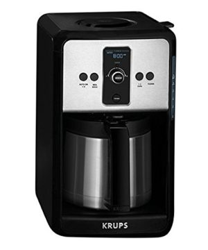 Krups Savoy Turbo 12-Cup Stainless Steel